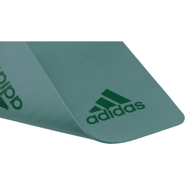 Adidas Premium Yoga Mat - 5mm - Raw Green, ADYG-10300RG