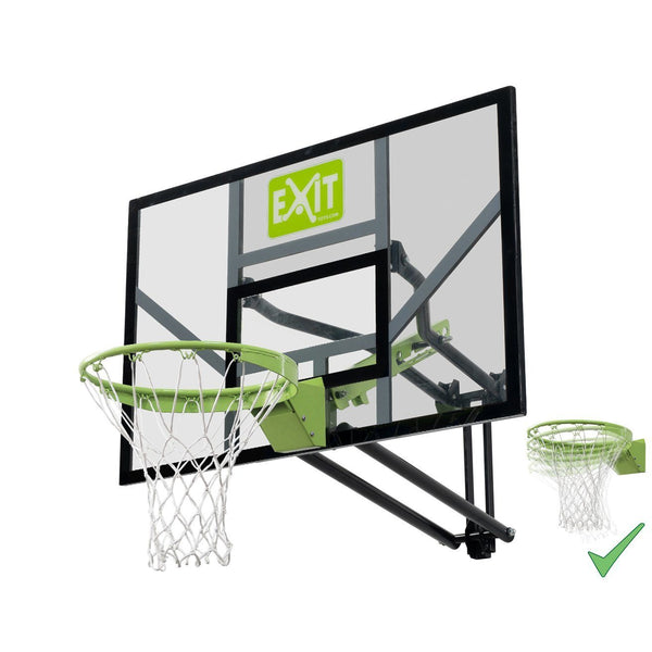 Basketball - EXIT Basketballanlage Galaxy Dunkring Wall-Mount, 46.01.11.00