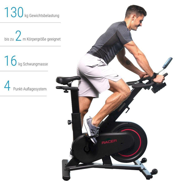 Hammer Cross Racer Indoorcycling, 4863 - trainer4you