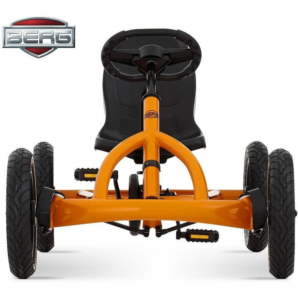 Go-Kart - Berg Toy´s Pedal Go-Kart Buddy Orange ,24.20.60.01