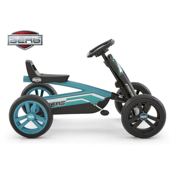 Go-Kart - BERG Toy´s Pedal Go-Kart Buzzy Racing Mit Anhänger ,0198