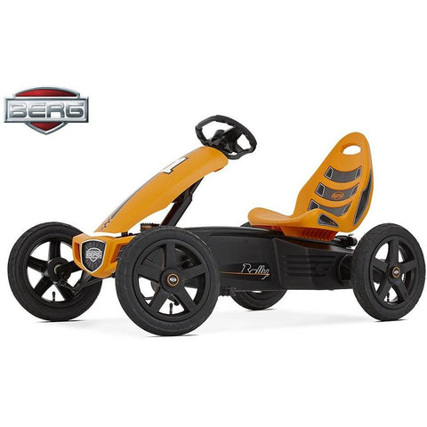 Go-Kart - Berg Toy´s Pedal Go-Kart Rally Orange ,24.40.00.00