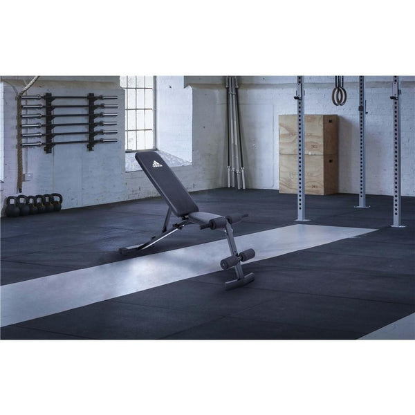 Kraftstationen - Adidas Performance Trainingsbank Adjustable Ab Bench, ADBE-10436
