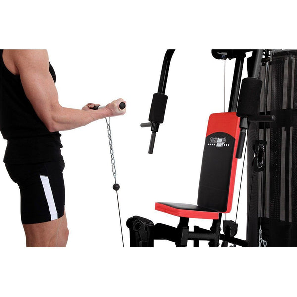 Kraftstationen - Christopeit Fitness Station SP 10 De Luxe, 30-99861A