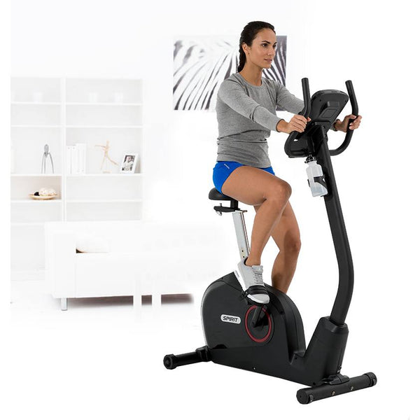 Mechanisch - Spirit Profi Heimtrainer DBU 60 Indoor Fitnessbike, 78506