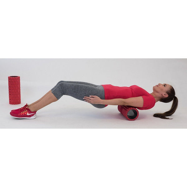 Sonstiges - Christopeit Fitness Massagerolle 33,5 X 14 Cm, 30-1691