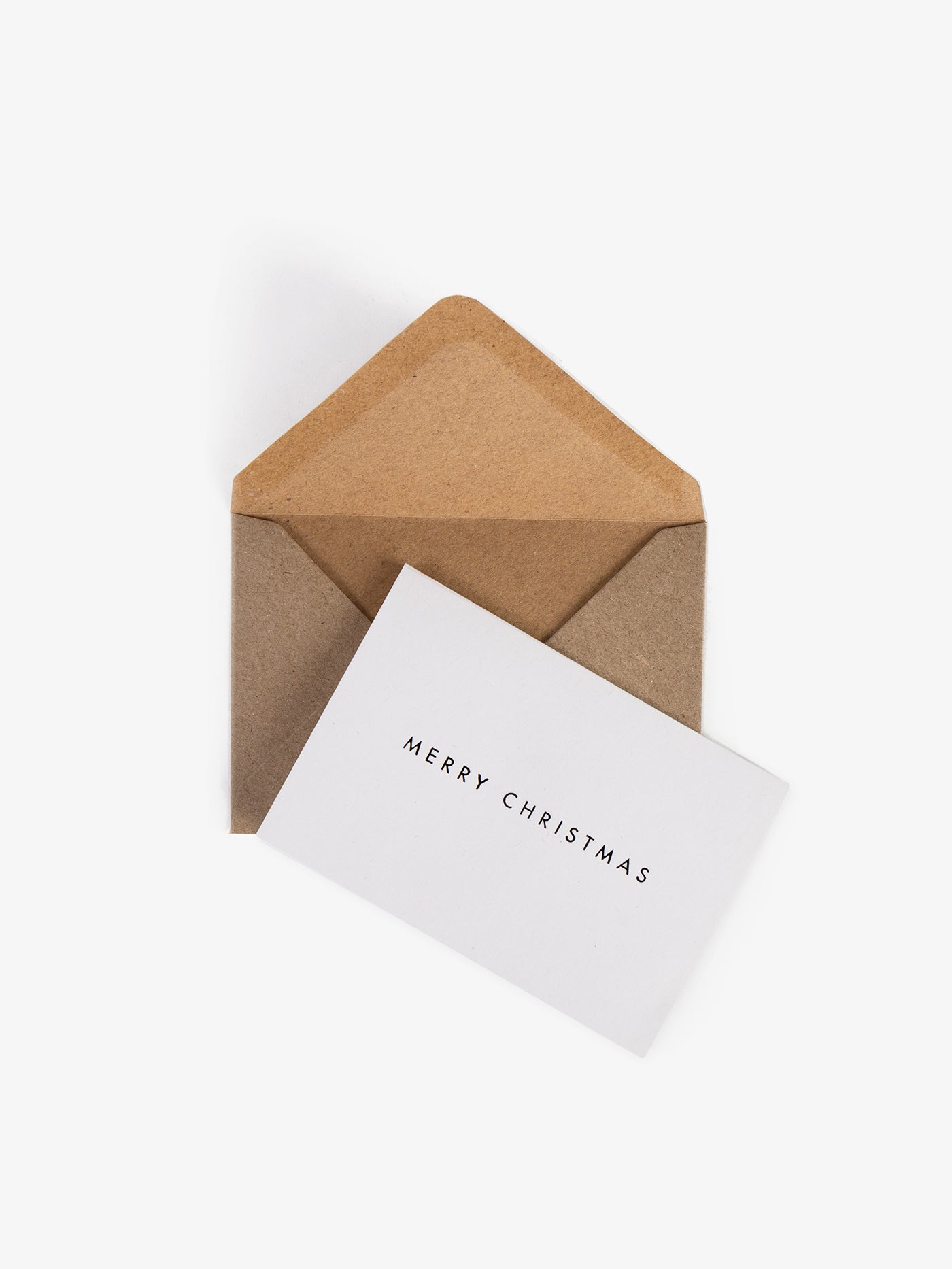 Greeting Cards small Merry Christmas Low key good