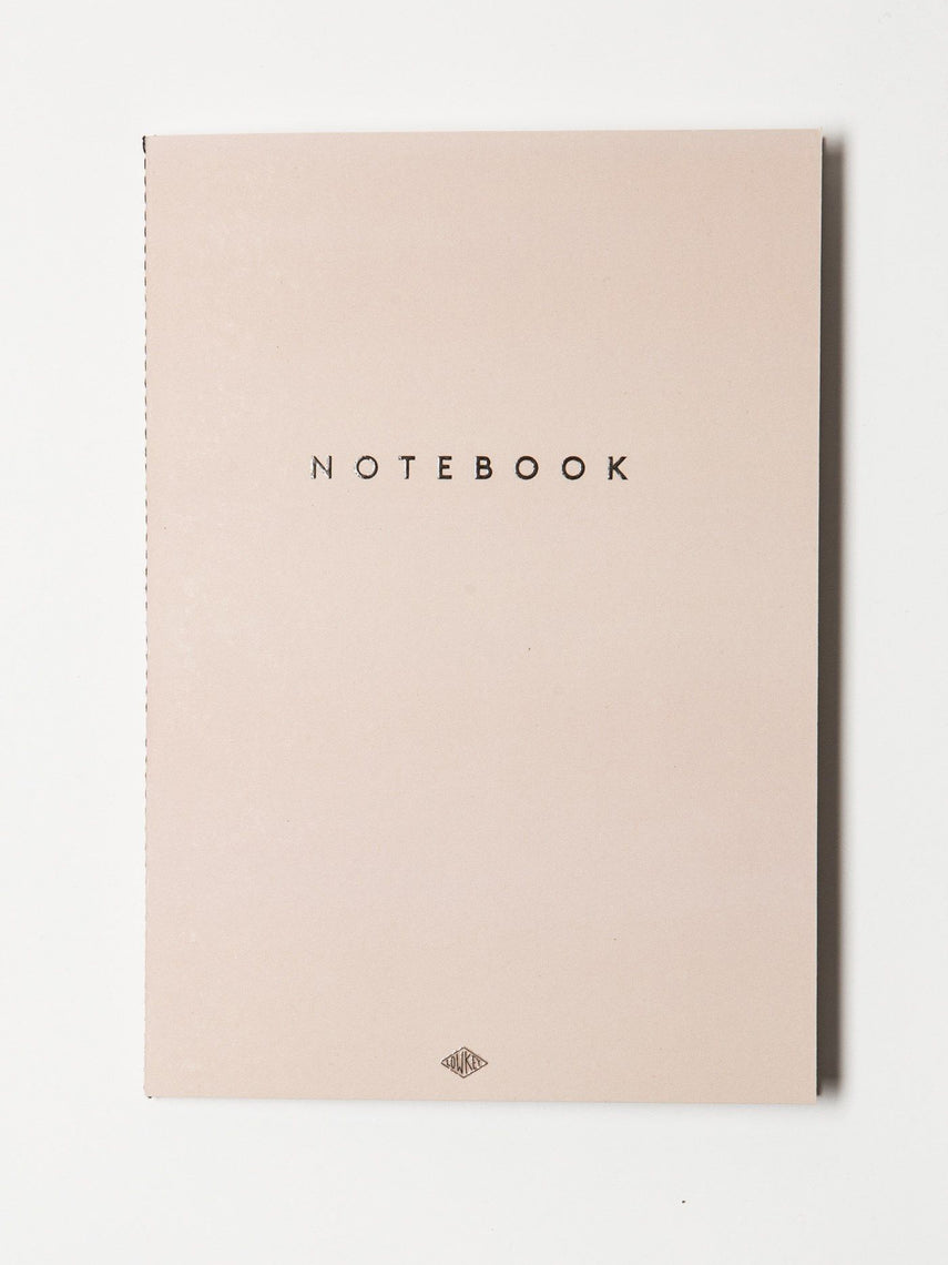 Notebook A5 nude Low key goods