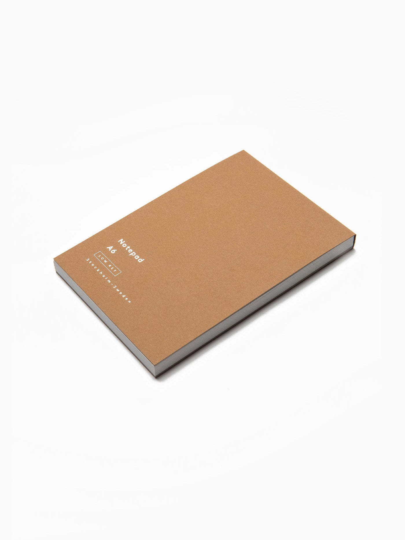 Notepad A6 Low key goods