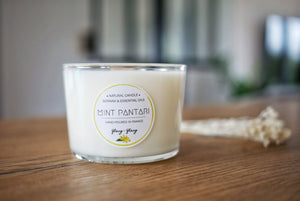 Glass Candles YLANG-YLANG