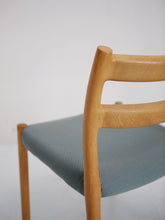 Load image into Gallery viewer, Set of N° 84 Chairs by Niels O. Møller for J.L. Møllers