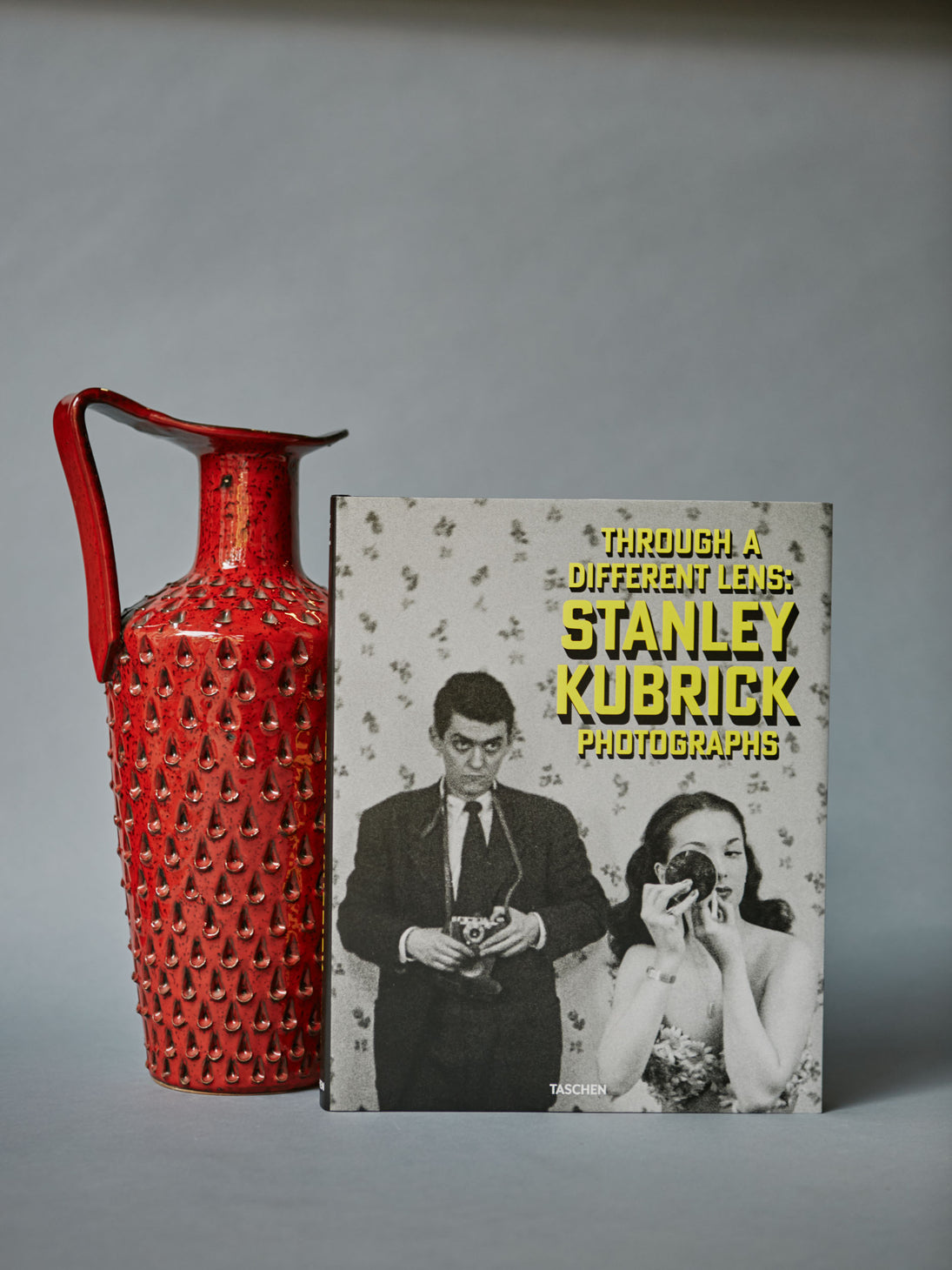 Stanley Kubrick Photographs. Through a Different Lens Taschen