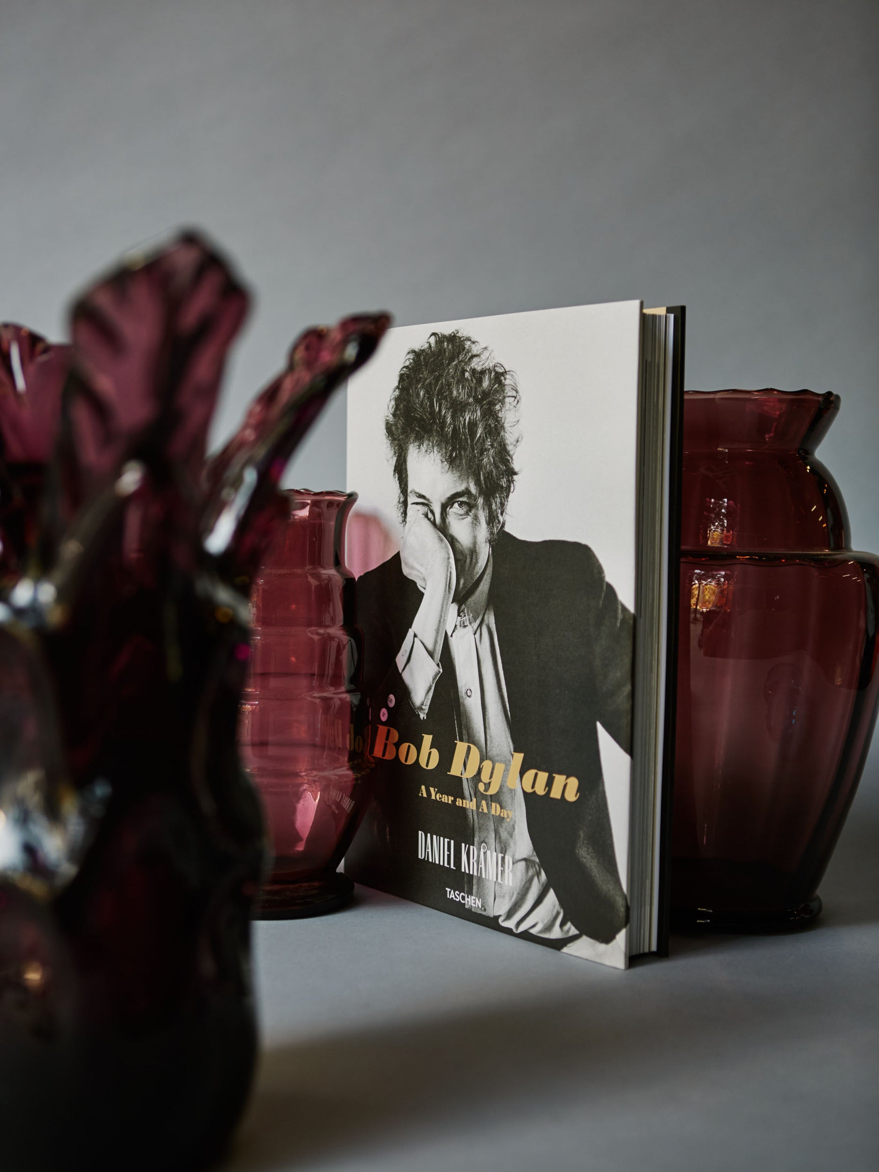Bob Dylan: A Year and A Day Taschen
