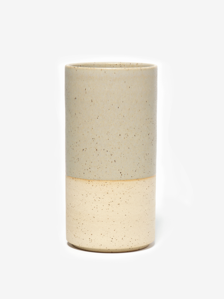 Vase, stor Natur, One Size Low key goods