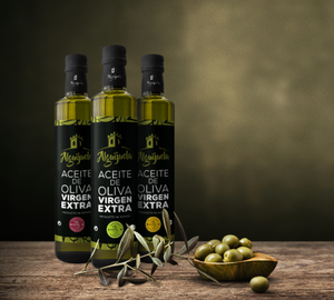 Arbequina Organic Olive Oil - 500ml