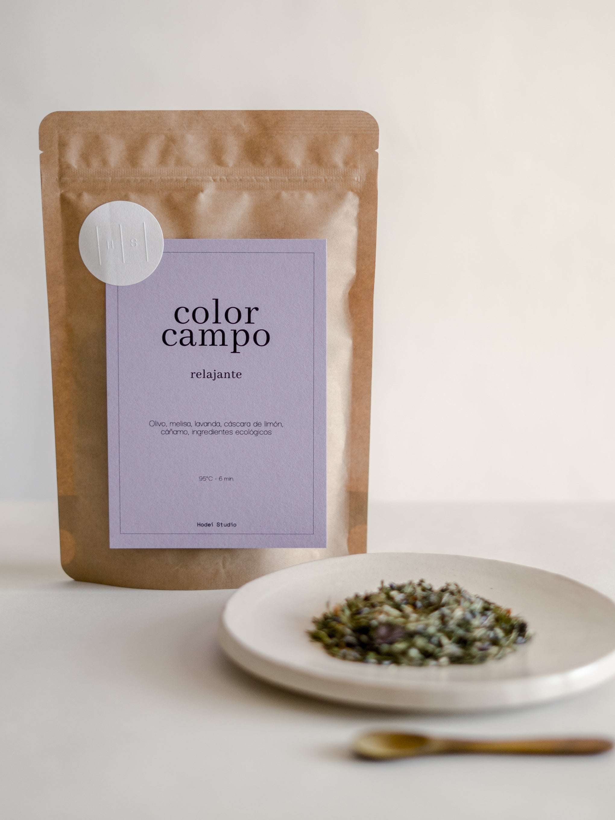 Color campo – relaxing infusion 50g