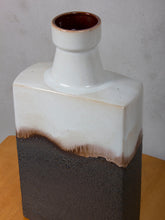 Load image into Gallery viewer, 1960s German Vintage Block Vase