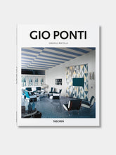 Load image into Gallery viewer, Kauchy_Gio_Ponti_Taschen_Book