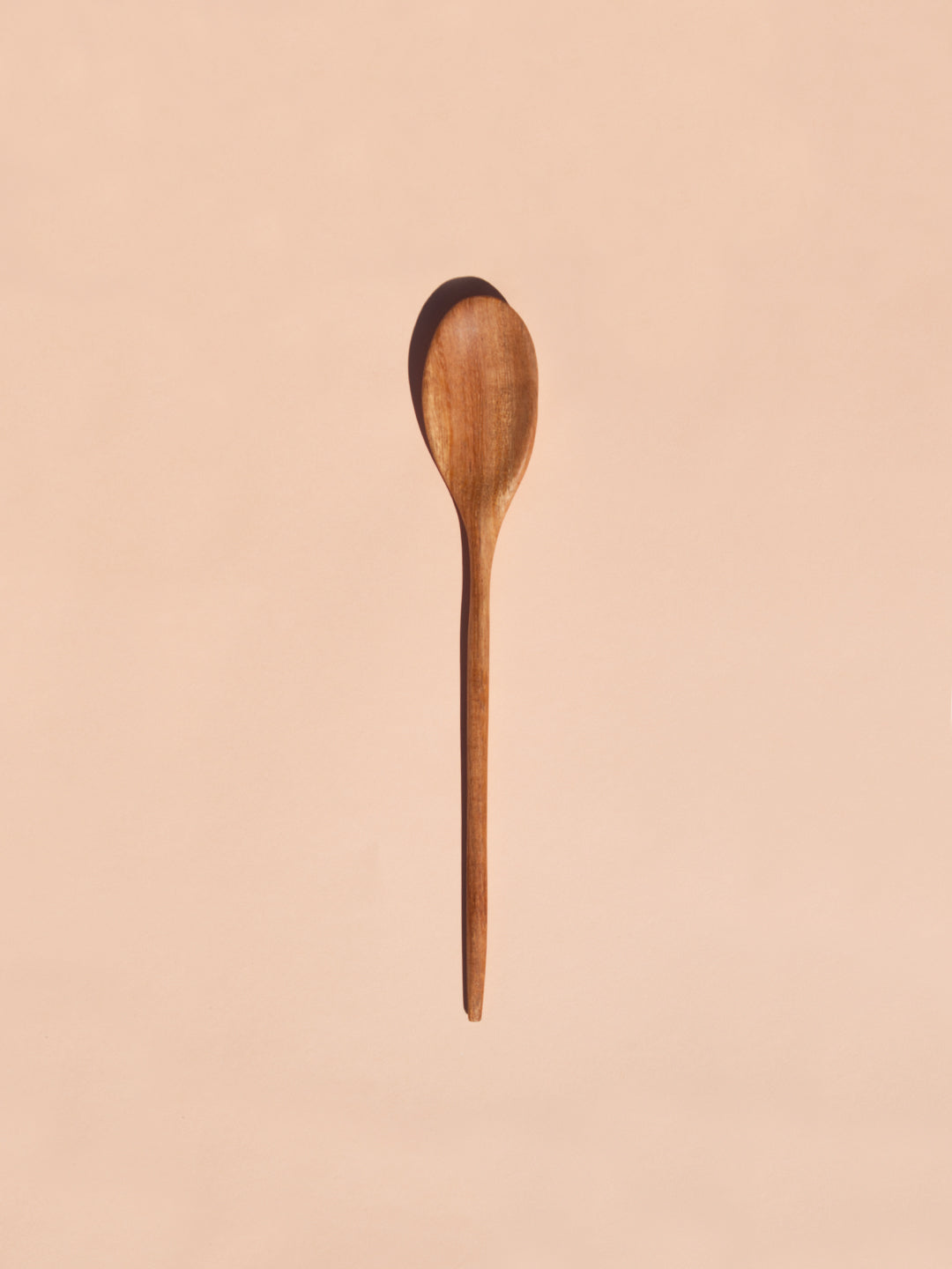 Hand Carved Wood Spoons - Iris