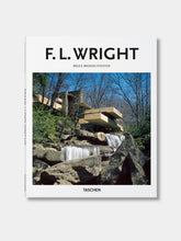 Load image into Gallery viewer, Kauchy_Taschen_Arch_Wright_Book