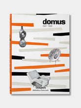 Load image into Gallery viewer, Kauchy_Taschen_Book_Domus-1950