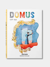 Load image into Gallery viewer, Kauchy_Taschen_Book_Domus_1930