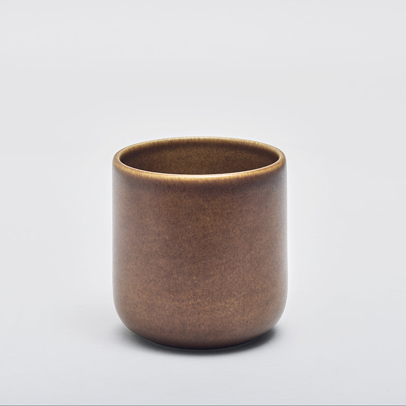 Mette Duedahl LAND small mug, Chestnut