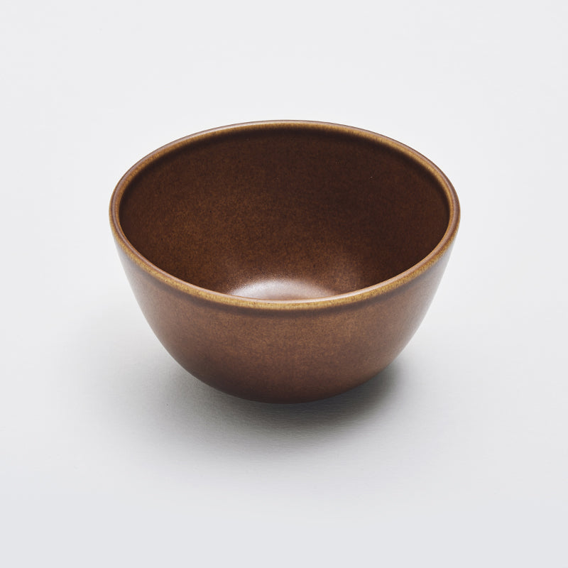 Mette Duedahl LAND bowl, Chestnut