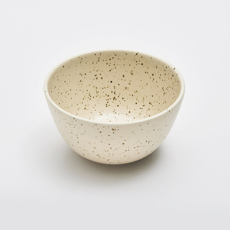 LAND bowl, Eggshell