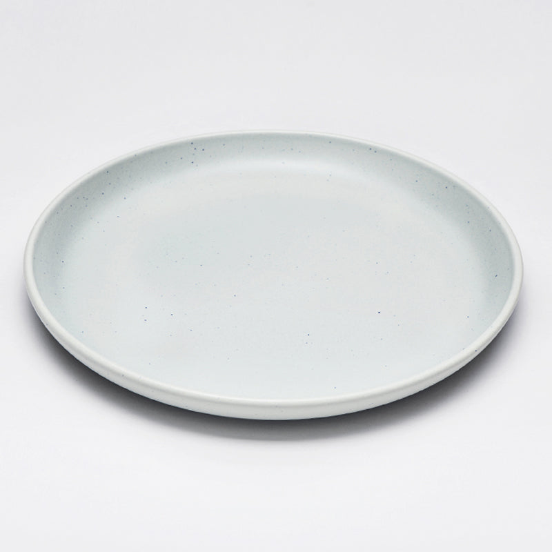 LAND plate, Pale mint