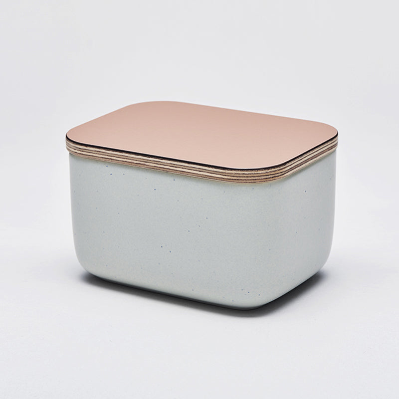 Mette Duedahl LAND butterbox, Pale mint