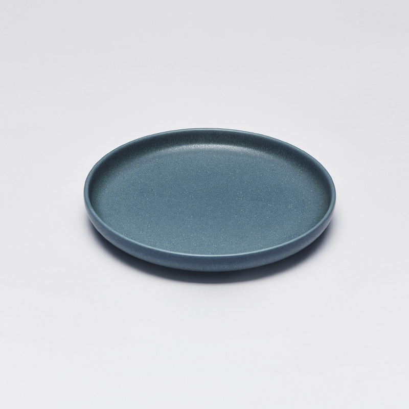 Mette Duedahl LAND lunch plate, Petrol