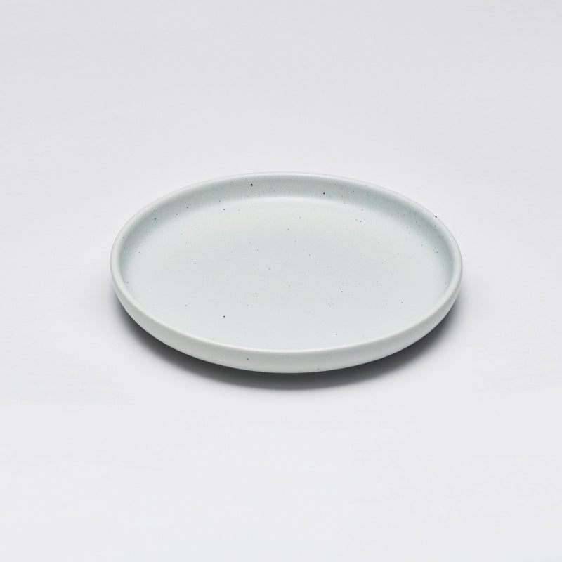 Mette Duedahl LAND lunch plate, Pale mint