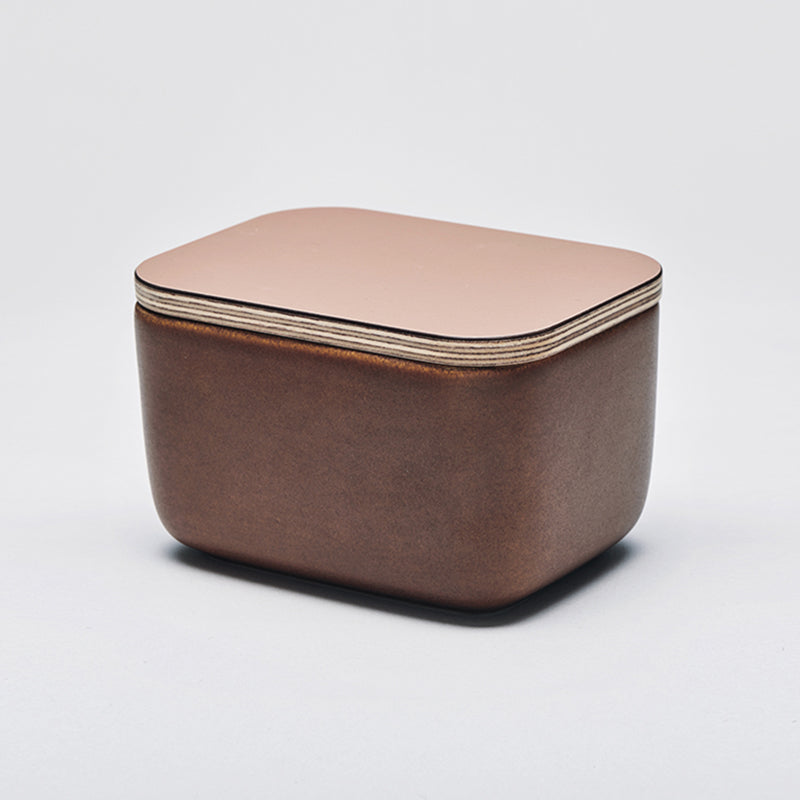 LAND butterbox, Chestnut