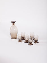 Load image into Gallery viewer, 1930s Bohemia Crystal Cubista Set