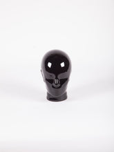 Load image into Gallery viewer, 1970s Black Porcelain Head