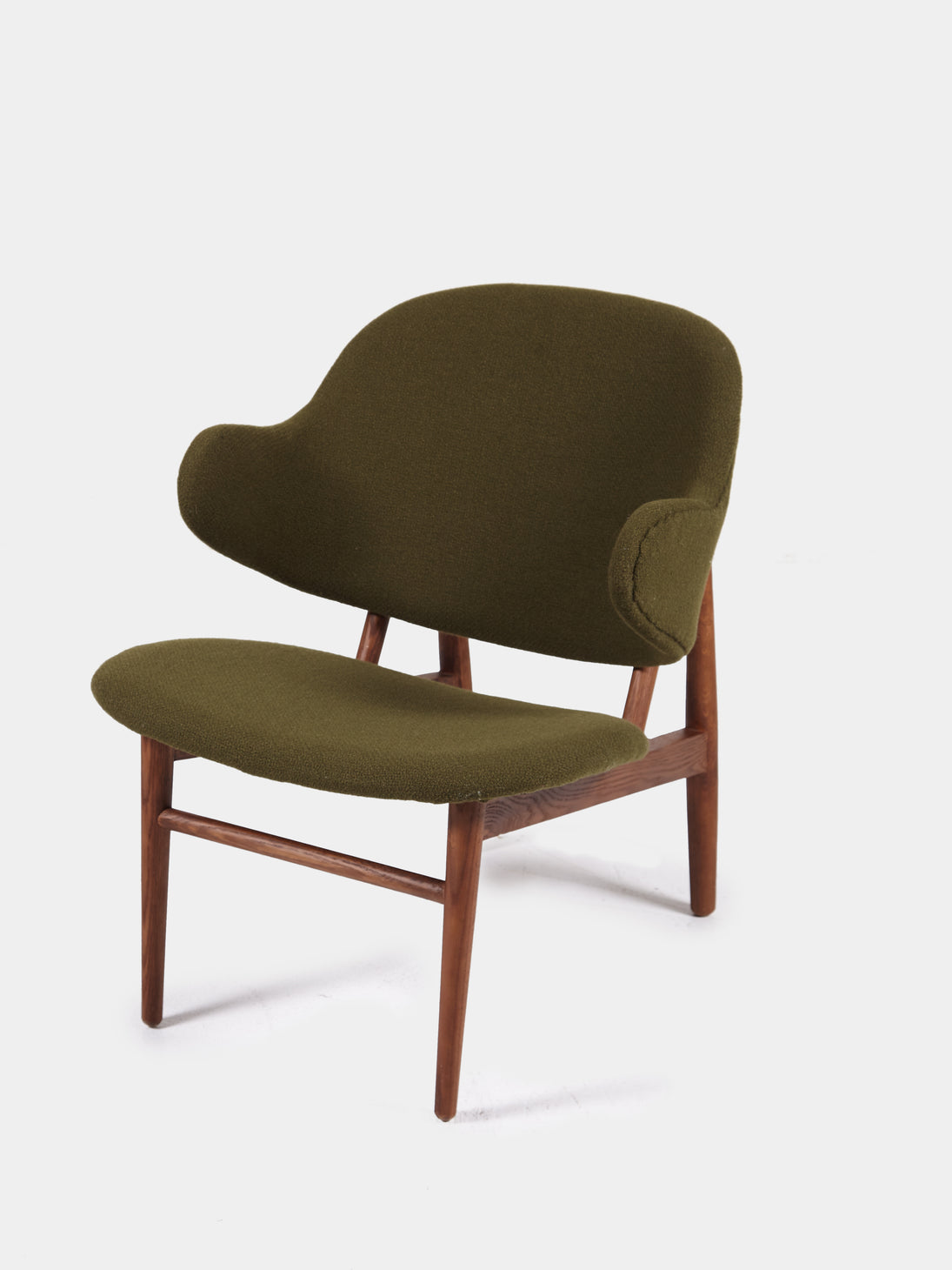 Armchair by ib Kofod-Larsen for Christensen & Larsen