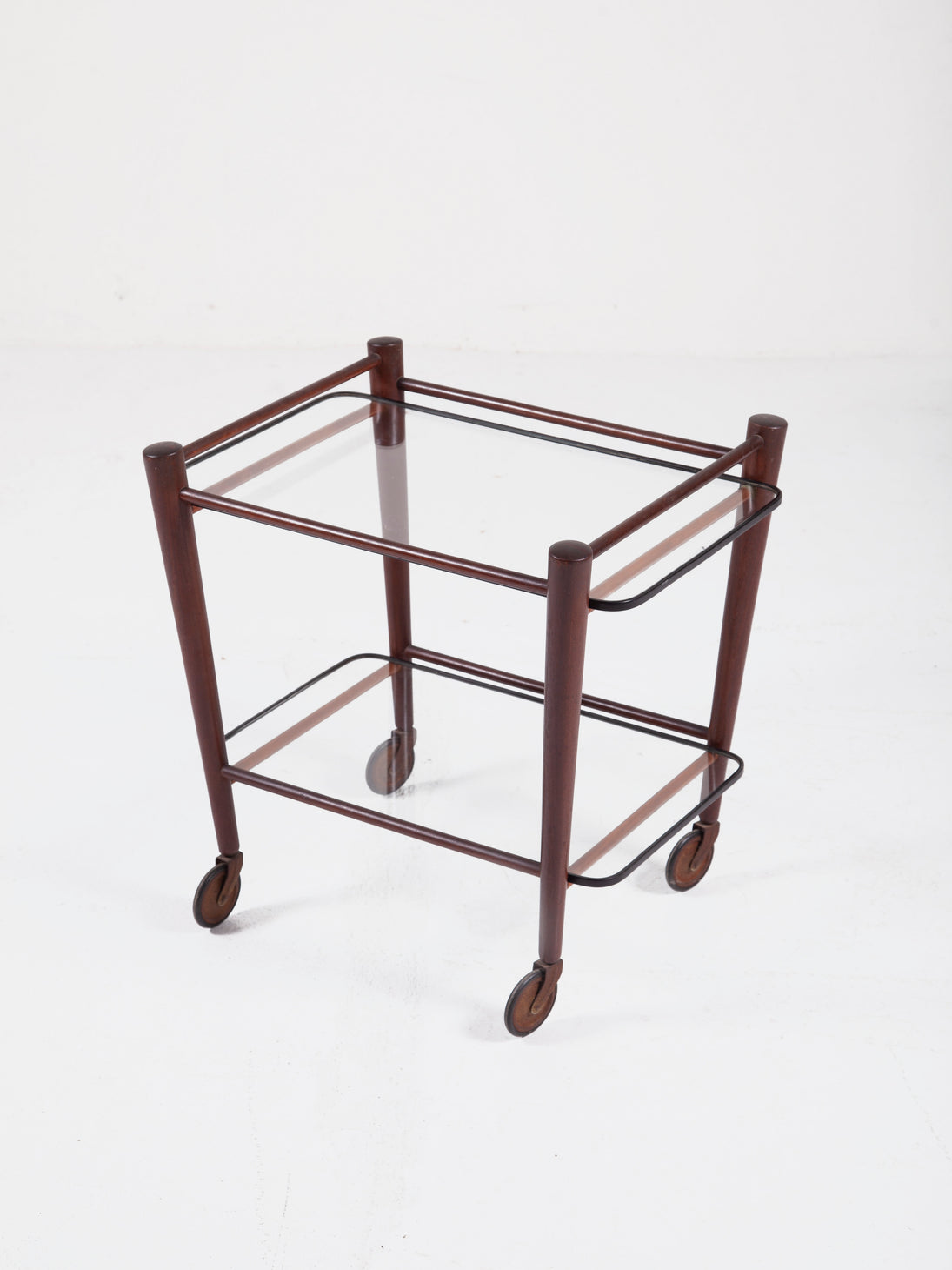 Beverage cart by Cees Braakman for Pastoe