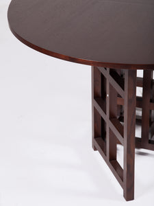 1980s Designer Round Dinner Table