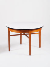 Load image into Gallery viewer, Danish 1960s Round Kitchen Table
