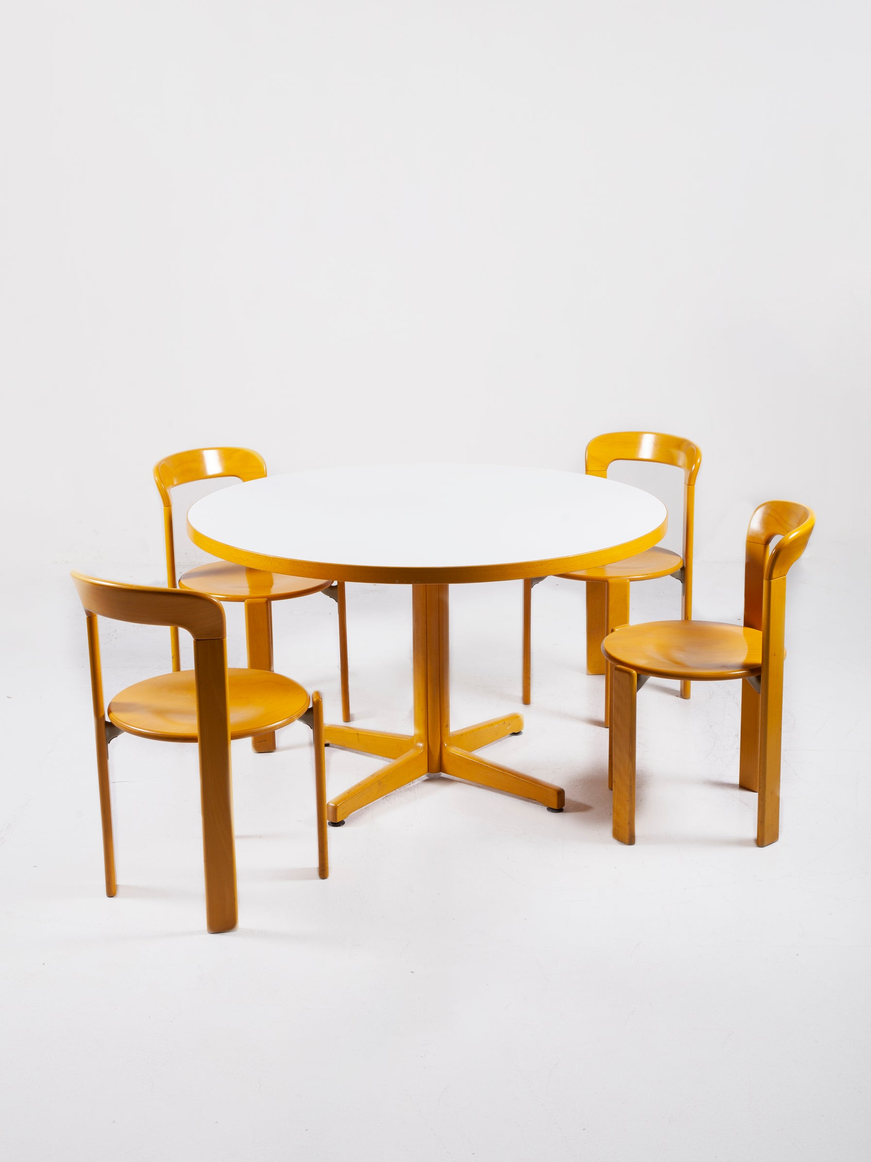 Bruno Rey Dining Set for Kusch & Co