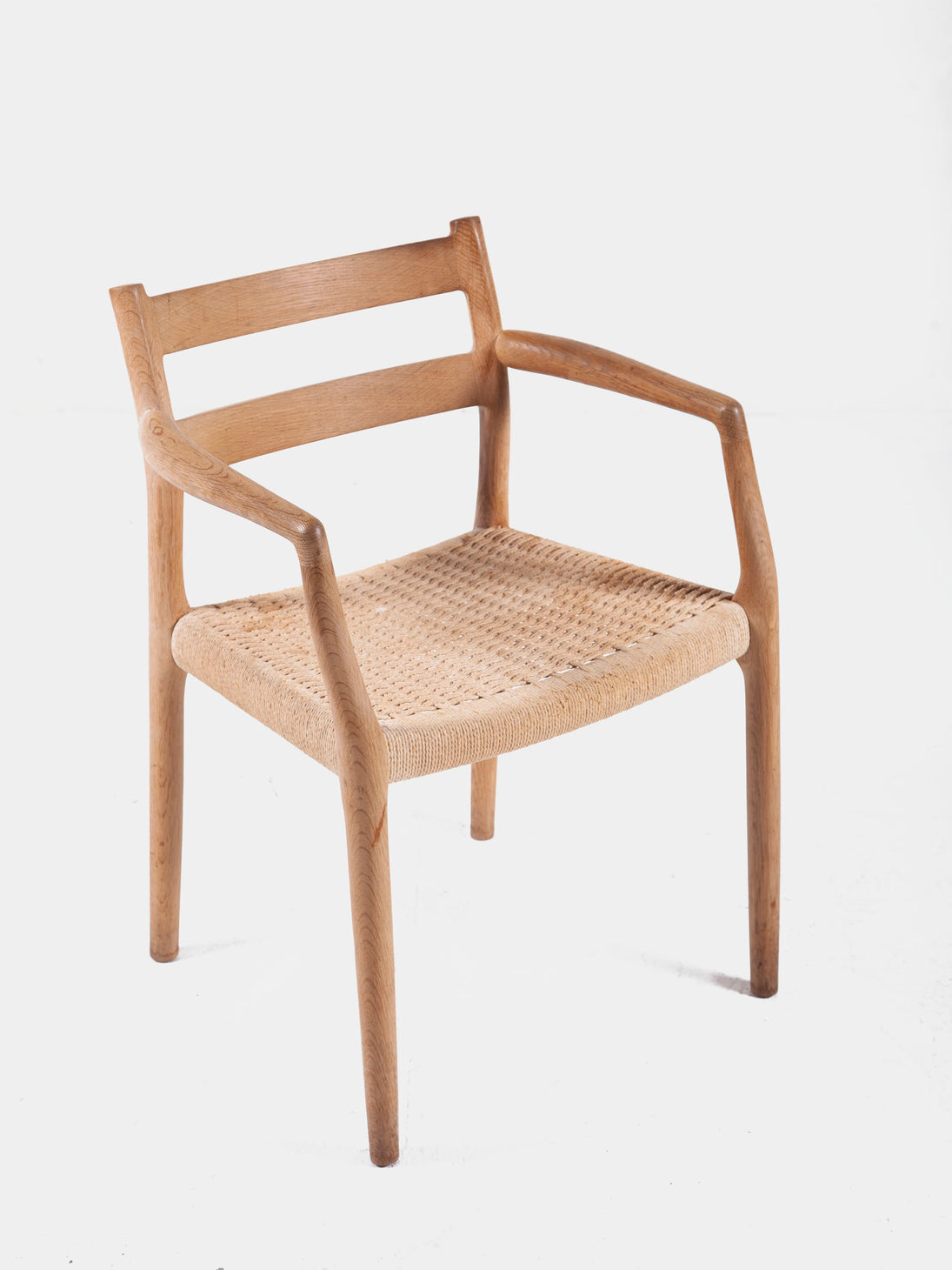 Classical Armchair in Teak by Niels O. Møller