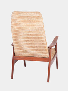 Armchair by Louis Van Teeffelen for Wébé, 1950s, Set of 2