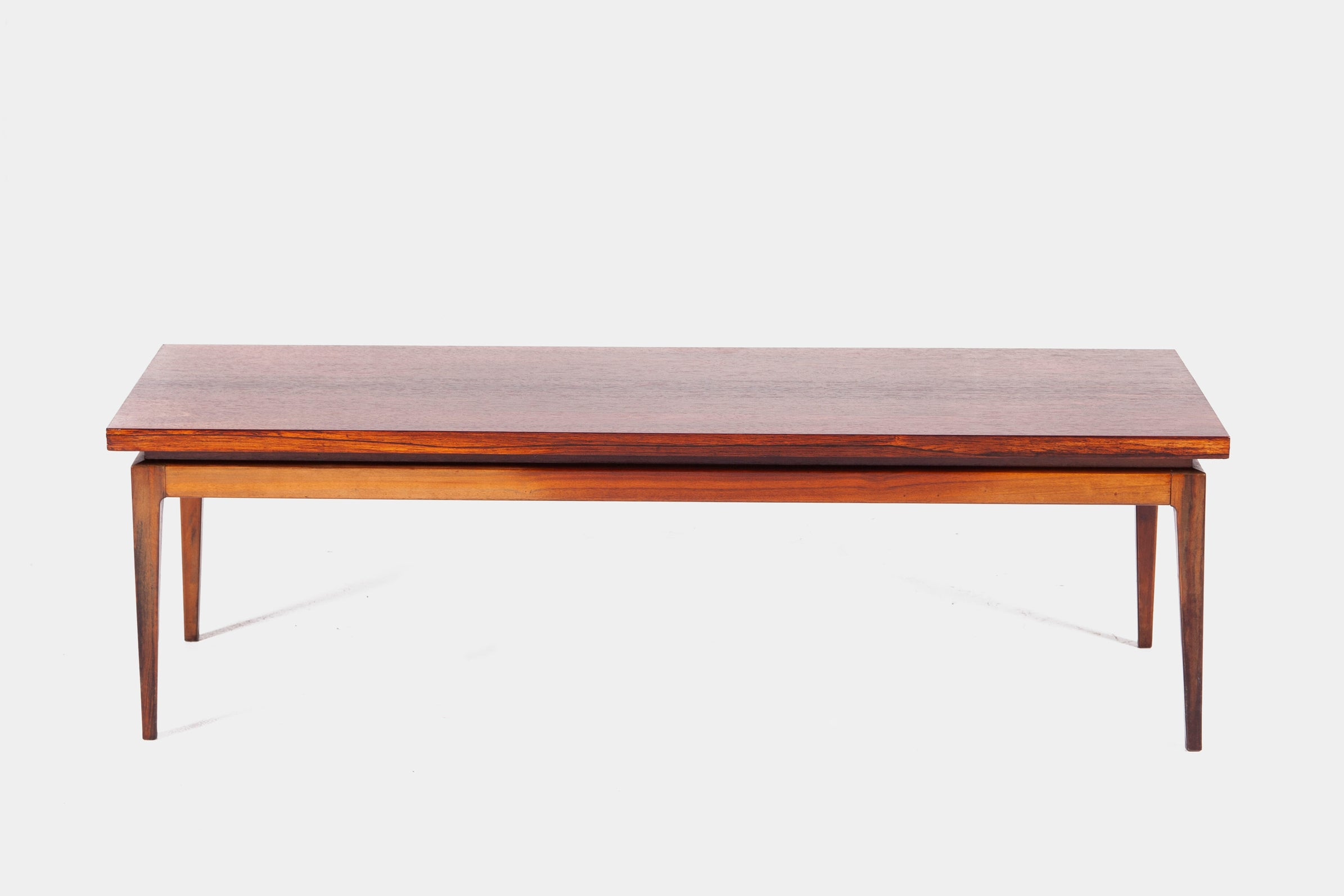 Scandinavian Design Coffee Table by Henning Kjaernulf for Velje Mobelfabrik