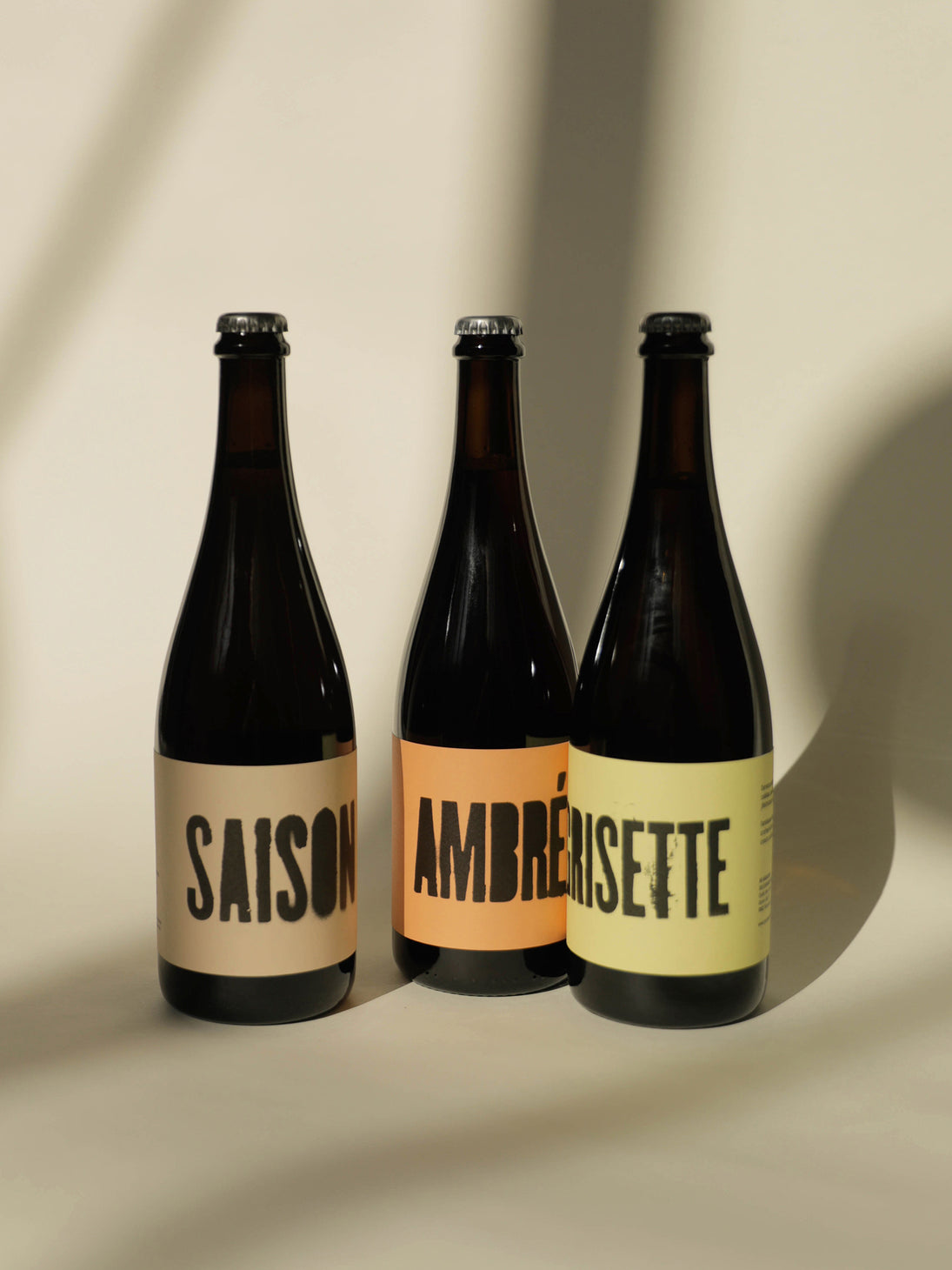 Farmhouse Style Beer by Cyclic