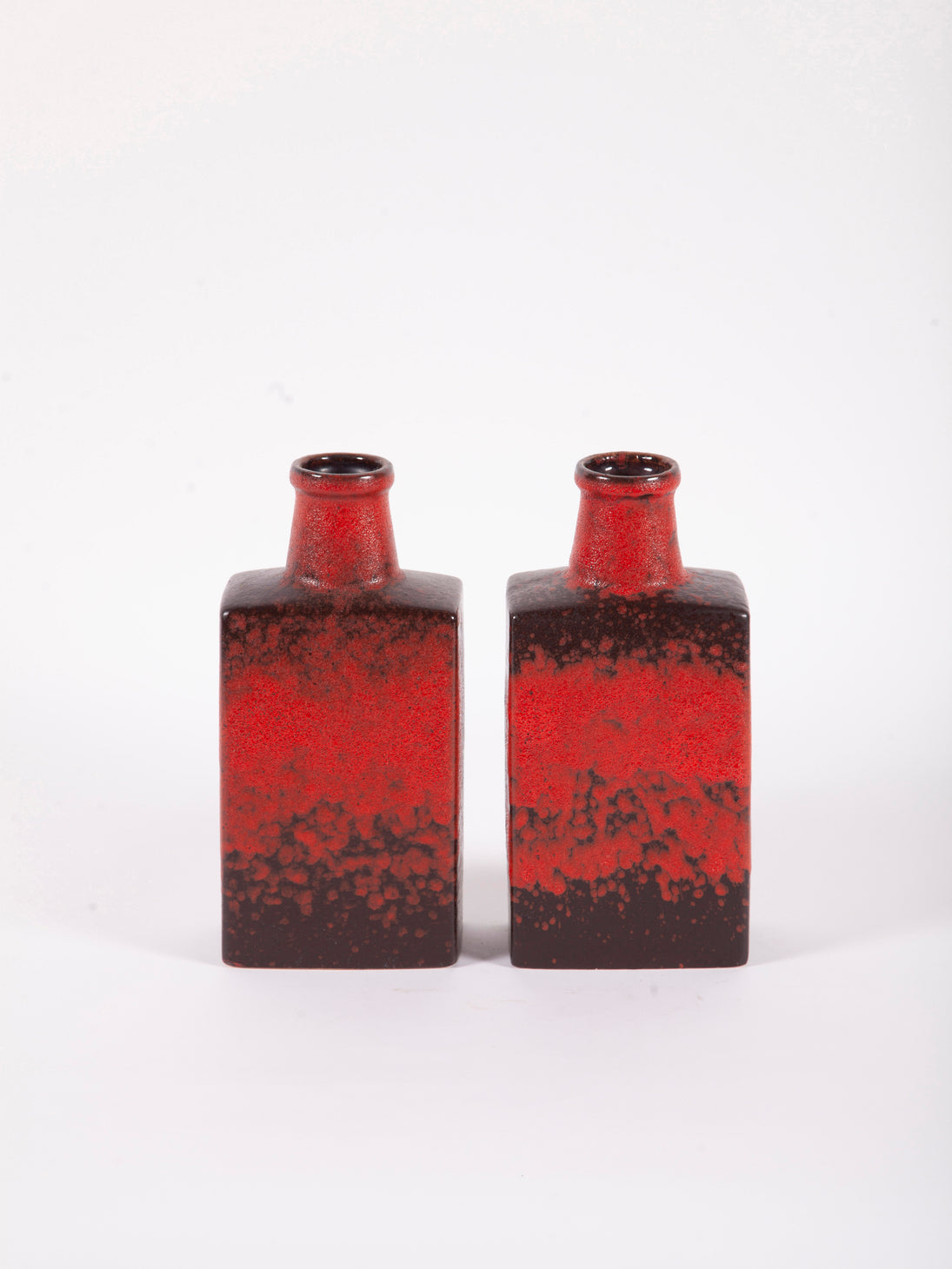 1970s West Germany Ceramic Vases