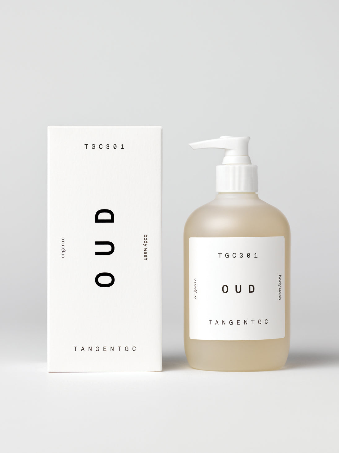 Organic Body Wash Oud