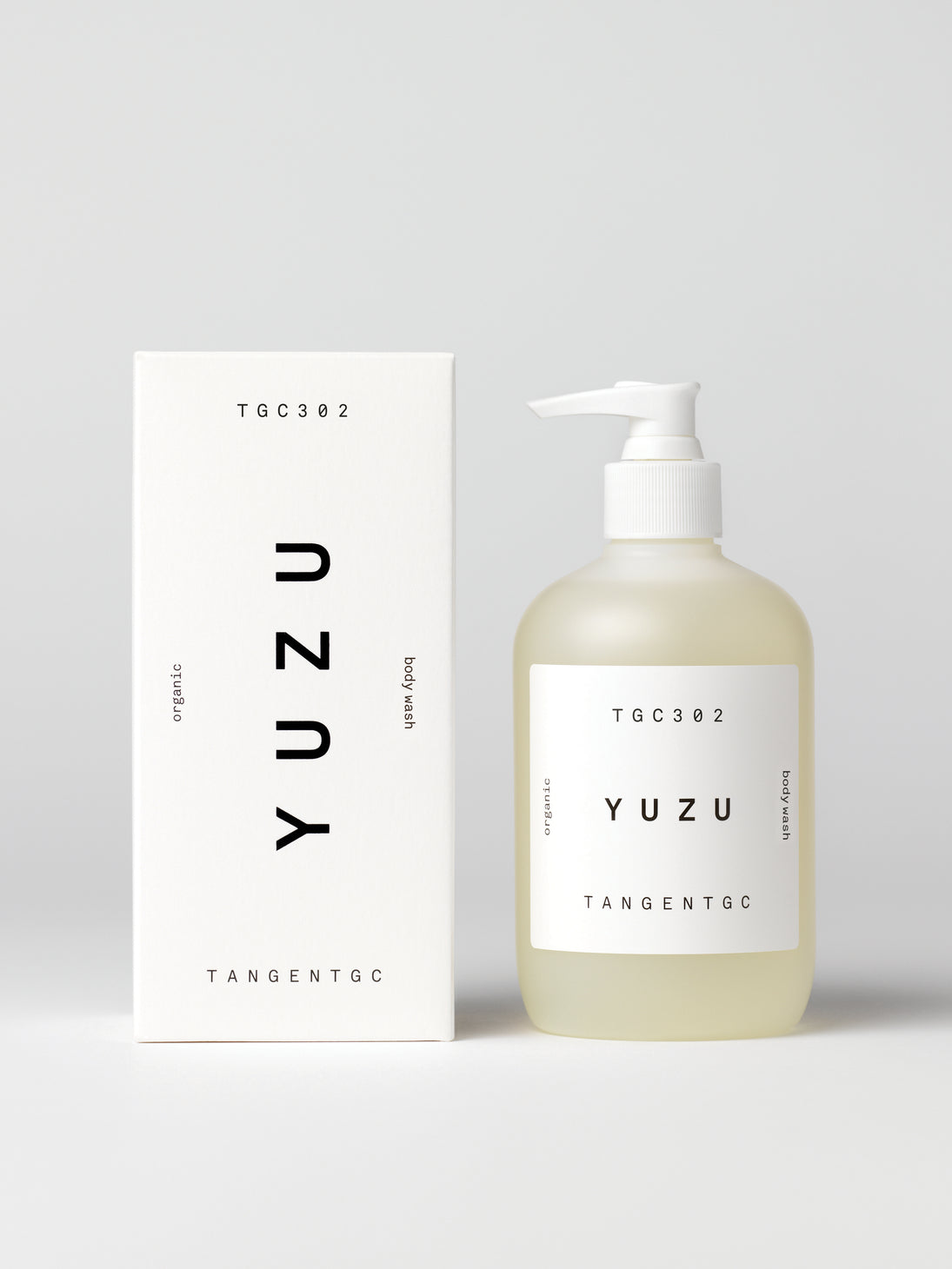 Organic Body Wash Yuzu
