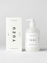 Load image into Gallery viewer, TGC402 Yuzu Organic Body Lotion Tangent GC