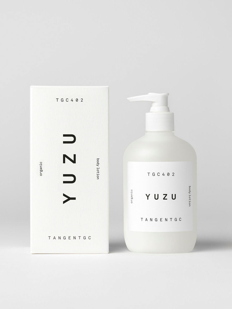 TGC402 Yuzu Organic Body Lotion Tangent GC